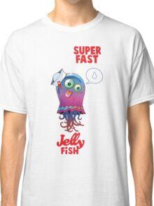 Superfast Jellyfish Classic T-Shirt