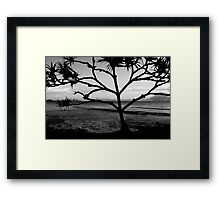 Reaching Out #1 Framed Print