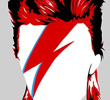 Bowie by UtherPendragon