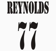 Reynolds by alkapone26