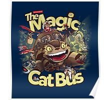 The Magic Cat Bus Poster