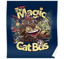 The Magic Cat Bus Poster