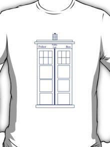 Tardis Shirt T-Shirt