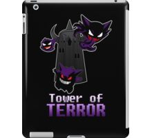 Welcome to the Tower of Terror - Please Like and Share iPad Case/Skin