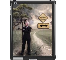 There's more than one way iPad Case/Skin
