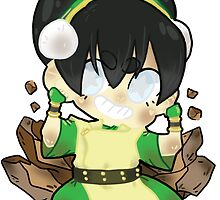Avatar the Last Airbender || Toph by Mia ♡ Restrepo