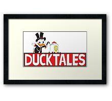 Duckopoly Framed Print