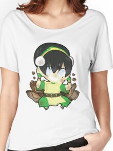 Avatar the Last Airbender || Toph Women's Relaxed Fit T-Shirt