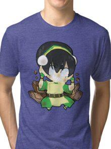 Avatar the Last Airbender    Toph Tri-blend T-Shirt