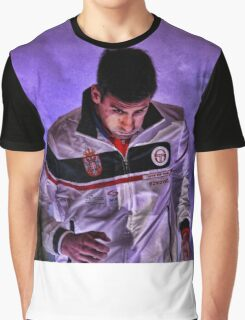 Novak Djokovic Graphic T-Shirt