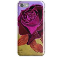 Mothers Day Rose  iPhone Case/Skin