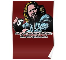 The Big Lebowski and Philosophy 1 Poster