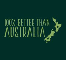 100% percent better than Australia NEW ZEALAND by jazzydevil