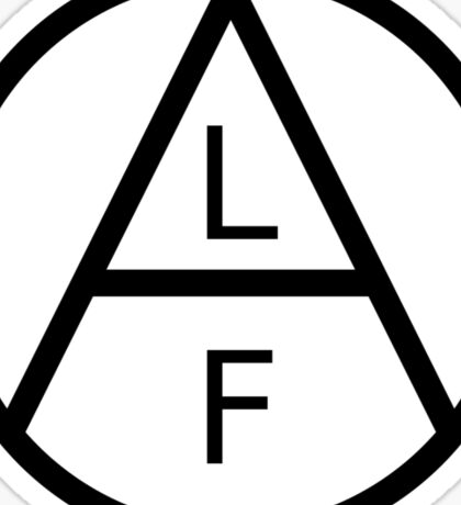 ANIMAL LIBERATION FRONT Sticker