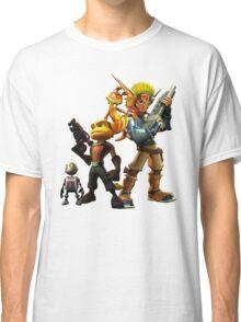 Jak & Dexter and Ratchet & Clank Classic T-Shirt