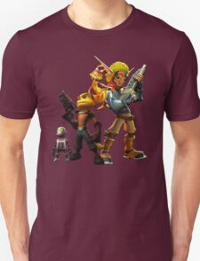 Jak & Dexter and Ratchet & Clank T-Shirt