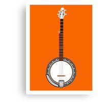 Banjo! Canvas Print
