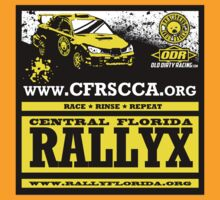 Central Florida RallyX by DickVanDork
