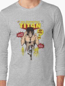 The Incredible Titan Long Sleeve T-Shirt