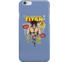 The Incredible Titan iPhone Case/Skin