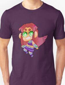 Teen Titans    Starfire Unisex T-Shirt
