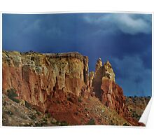 Ghost Ranch, New Mexico Poster