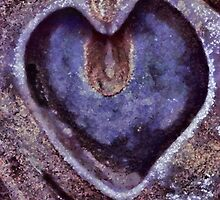Heart of stone by Gun Legler