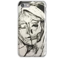 When the Crows Call iPhone Case/Skin