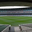 Melbourne Cricket Ground Panorama by Adrian Paul