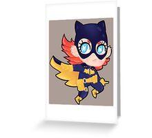Dc Comics    Barbara Gordon/Batgirl Greeting Card