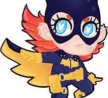 Dc Comics || Barbara Gordon/Batgirl by Mia ♡ Restrepo