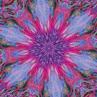 Pastel Kaleidoscope  by Tori Snow