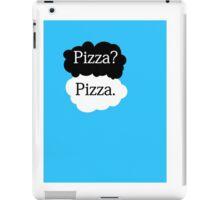TFIOS inspired Pizza? Pizza. iPad Case/Skin