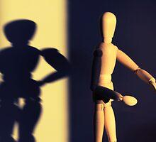 Shadow Self by Amber Elen-Forbat