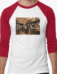Space Cowboys Men's Baseball ¾ T-Shirt
