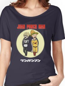 Juan Punch Man Women's Relaxed Fit T-Shirt