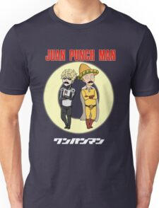 Juan Punch Man Unisex T-Shirt