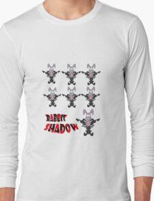 rabbit shadow Long Sleeve T-Shirt