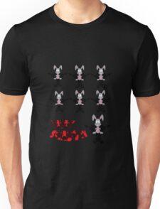 rabbit shadow Unisex T-Shirt