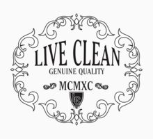 Live Clean Genuine by liveclean