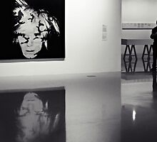 Pop Art in Reflection by Karen E Camilleri