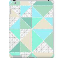 Fresh Geometry iPad Case/Skin