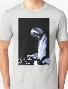 DJ Sloth Unisex T-Shirt