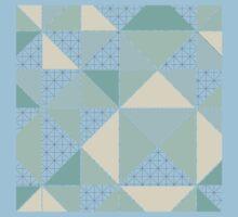 Fresh Geometry Baby Tee