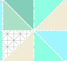 Fresh Geometry Sticker