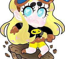 Teen Titans || Terra by Mia ♡ Restrepo