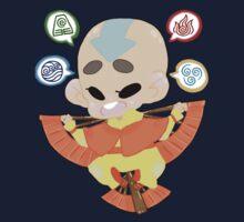 Avatar the Last Airbender || Aang Kids Tee