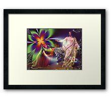 Love For Mary Magdalene Framed Print