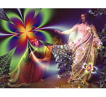 Love For Mary Magdalene Photographic Print