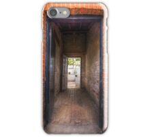 Corridor iPhone Case/Skin
